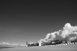 Cityscape of Oostende by slecocqphotography