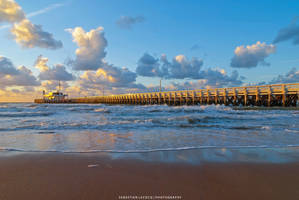 Ostend | Pier by slecocqphotography