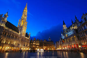 Belgium - Brussels by slecocqphotography