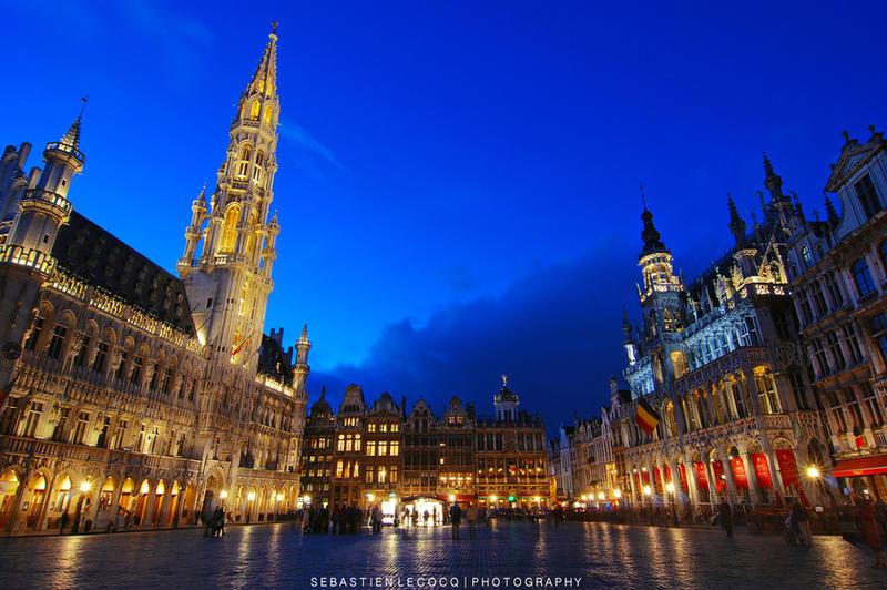 Belgium - Brussels by lux69aeterna