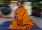 Thailand - Monk