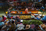 Thailand | Floating market