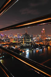 Bangkok - Deviant Symmetry by slecocqphotography