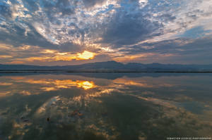 Thailand - Phayao Lake by slecocqphotography
