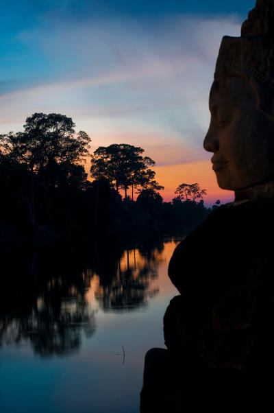 Cambodia - Angkor Thom by lux69aeterna
