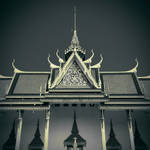 Cambodia - Silver Pagoda