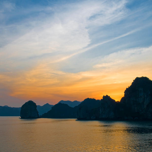 Vietnam - Halong Bay by slecocqphotography