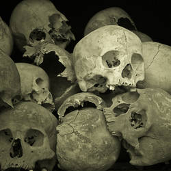 Cambodia - Killing fields by slecocqphotography