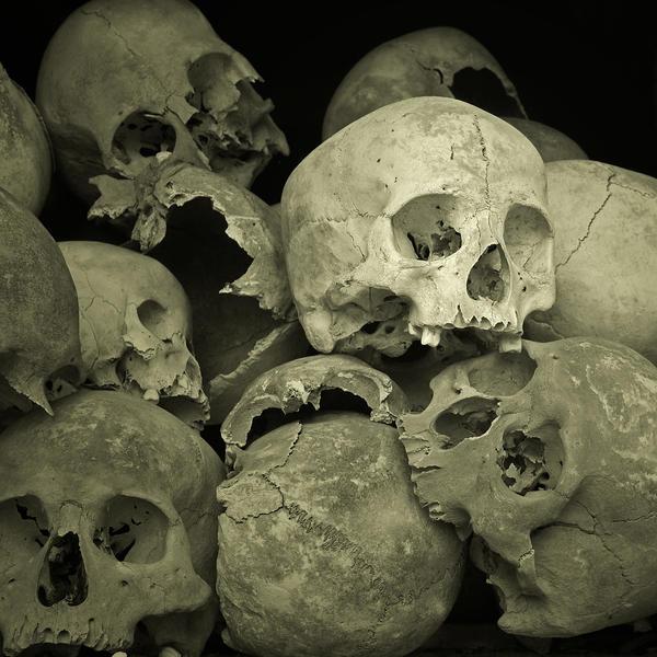 Cambodia - Killing fields by lux69aeterna