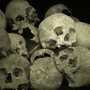 Cambodia - Killing fields