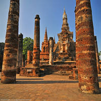 Thailand - Lost City by slecocqphotography