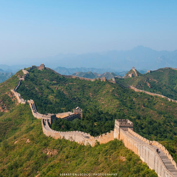 China   Great Wall by slecocqphotography