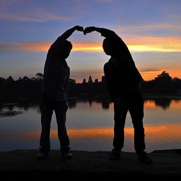 Angkor Wat by lux69aeterna