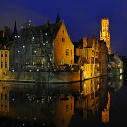 Belgium - Bruges by slecocqphotography