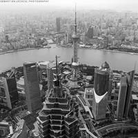 Shanghai by slecocqphotography