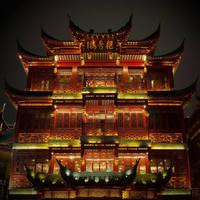 Shanghai - Yuyuan by slecocqphotography