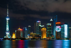 Shanghai II by slecocqphotography