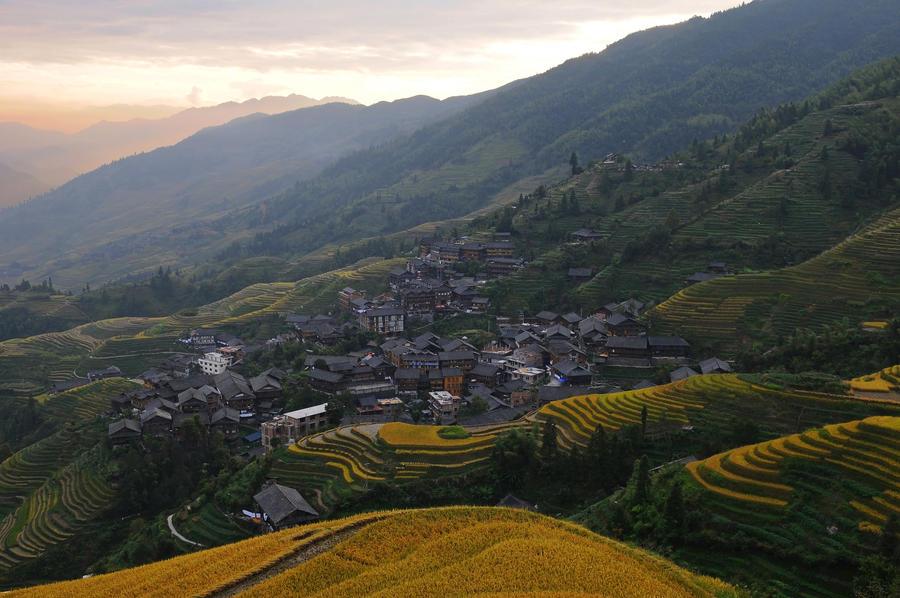 China - Longji by lux69aeterna