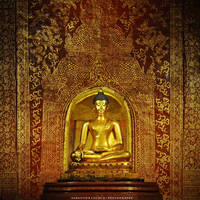 Thailand - Buddha by slecocqphotography