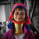Thailand - Paduang by slecocqphotography