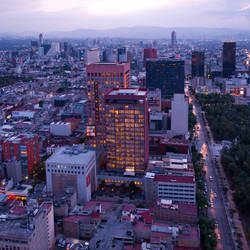 Mexico City by slecocqphotography