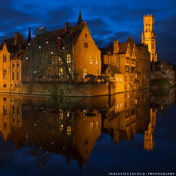 Bruges Blues by lux69aeterna