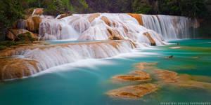 Mexico | Agua Azul