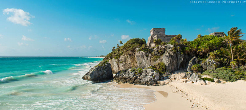 Mexico | Tulum by slecocqphotography