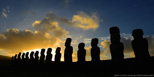 Chile | Rapa Nui by slecocqphotography