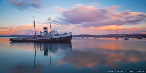 Argentina - Ushuaia by slecocqphotography