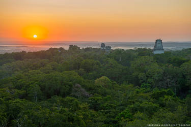 Guatemala | Tikal by slecocqphotography