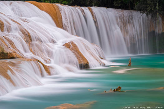 Mexico | Waterfall of the Gods