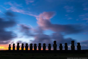 Easter Island by slecocqphotography