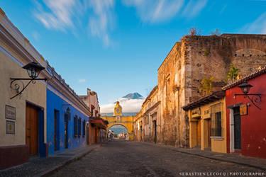 Guatemala - Antigua by slecocqphotography