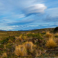 Argentina | Circular Clouds by slecocqphotography