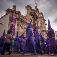 Ecuador - Easter Procession by slecocqphotography