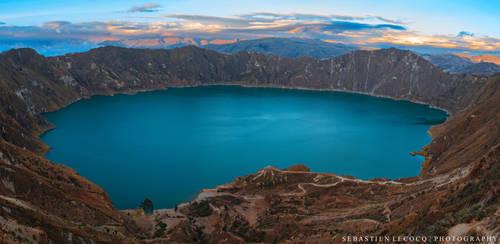 Ecuador | Quilotoa by slecocqphotography