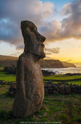 Chile | Easter Island by slecocqphotography