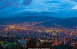 Colombia | Medellin by slecocqphotography