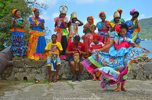 Panama Dancers by slecocqphotography