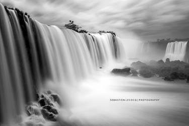 Brazil | Iguazu Falls by slecocqphotography