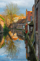 Vertical Bruges by slecocqphotography