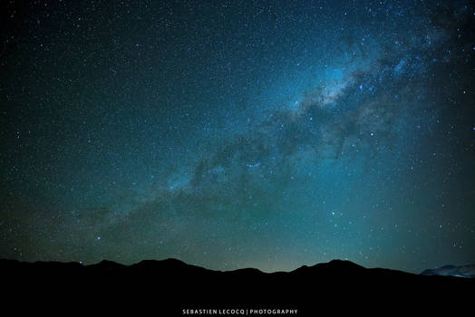 Bolivia | Milky Way by slecocqphotography