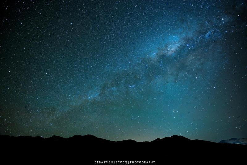 Bolivia   Milky Way