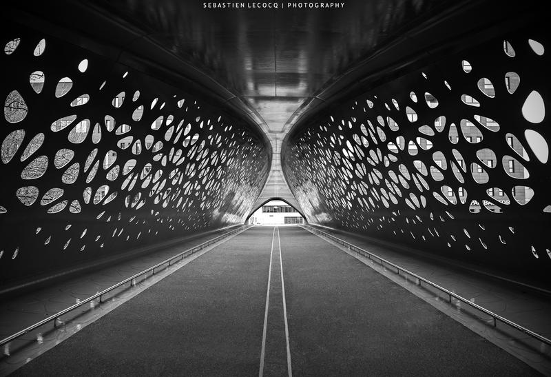 Symmetry in Belgium by slecocqphotography