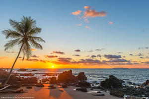 Costa Rica | Tropical Sunset by slecocqphotography