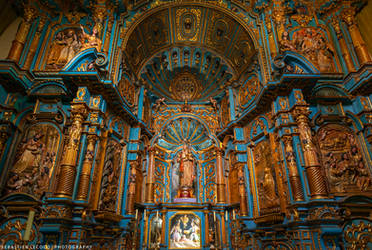 Peru | Lima Cathedral by slecocqphotography