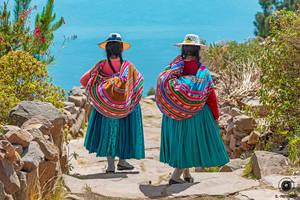 Quechua Indigenous - Peru