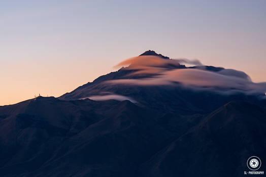 Cotacachi Volcano - Ecuador