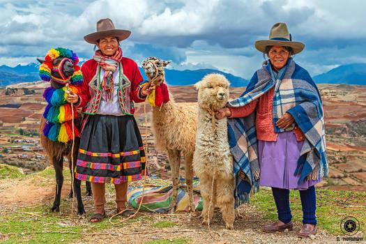 Natives of Peru